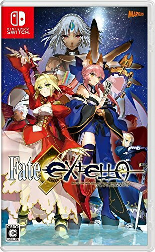[100円便OK]【新品】【NS】【通】Fate/EXTELLA 通常版【RCP】