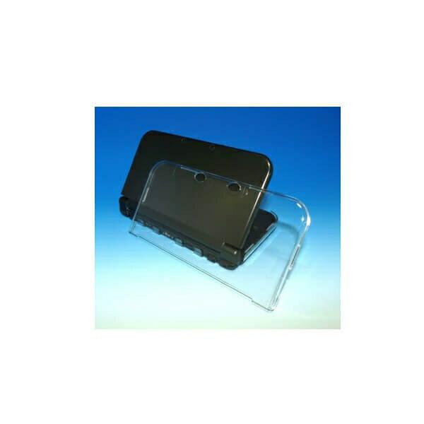 【新品】Newニンテンドー3DS LL専用 ハードカバークリア【RCP】[在庫品]