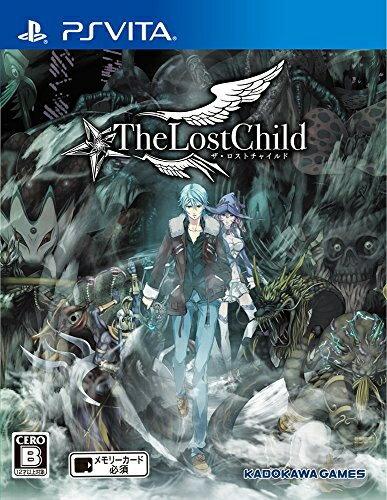 [100円便OK]【新品】【PSV】The Lost Child ザ・ロストチャイルド【RCP】