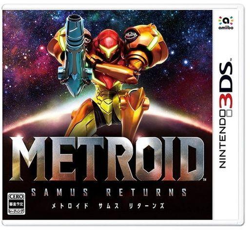 [100円便OK]【新品】【3DS】【通】メトロイド サムスリターンズ 通常版【RCP】[在庫品]