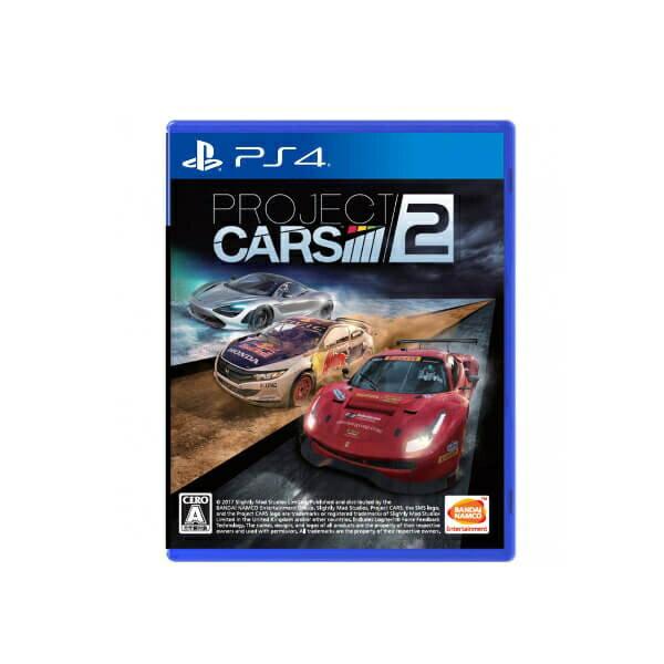 [100円便OK]【新品】【PS4】Project CARS 2【RCP】