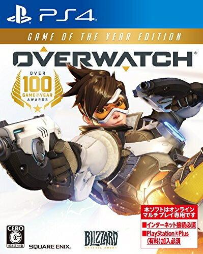[100円便OK]【新品】【PS4】オーバーウォッチゲームオブザイヤー・エディション【RCP】