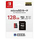 [100円便OK]【新品】【NSHD】マイクロSDカード128GB for Nintendo Switch【RCP】[お取寄せ品]