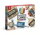 特典付【即納可能☆若干の訳あり】【新品】【NS】Nintendo Labo Toy-Con 01: Variety Kit (バラエティーキット)【あす楽対応】【送料無…