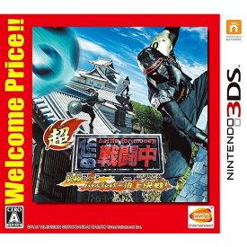 [メール便OK]【新品】【3DS】【BEST】超・戦闘中 究極の忍とバトルプレイヤー頂上決戦! Welcome Price!!【RCP】[在庫品]