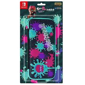 【新品】【NSHD】Splatoon2 ハードポーチfor Nintendo Switch インク×タコ【RCP】[在庫品]