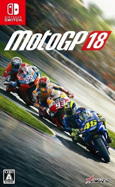 [メール便OK]【新品】【NS】MotoGP 18【RCP】[お取寄せ品]
