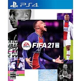 [メール便OK]【新品】【PS4】FIFA 21【RCP】[お取寄せ品]