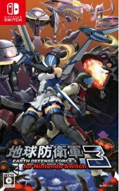 [メール便OK]【新品】【NS】地球防衛軍3 for Nintendo Switch 【RCP】[在庫品]