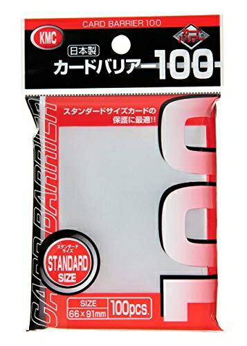 [100円便OK]【新品】【TTAC】KMC カードバリアー100【RCP】[在庫品]