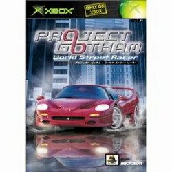 [100円便OK]【中古】【Xbox】プロジェクト ゴッサム ワールドストリートレーサー【RCP】
