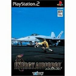 [100円便OK]【新品】【PS2】ENERGY AIRFORCE aimStrike!(エナジーエアフォース エイムストライク!)【RCP】[お取寄せ品]