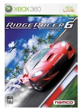 [100円便OK]【新品】【Xbox360】リッジレーサー6【RCP】