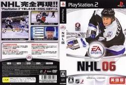 [100円便OK]【中古】【PS2】NHL06 英語版【RCP】