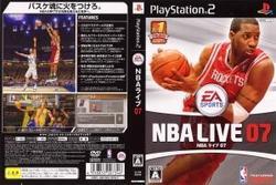 [100円便OK]【新品】【PS2】NBA ライブ07【RCP】[お取寄せ品]