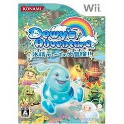 [100円便OK]【新品】【Wii】Dewy'S Adventure〜水精デューイの大冒険!!〜【RCP】