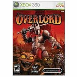 [100円便OK]【新品】【Xbox360】Overlord【海外北米版】【RCP】
