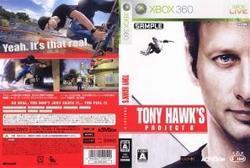 [100円便OK]【中古】【Xbox360】トニー・ホーク プロジェクト8【RCP】