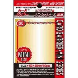 [100円便OK]【新品】【TTAC】KMC カードバリアー ミニ ゴールド【RCP】