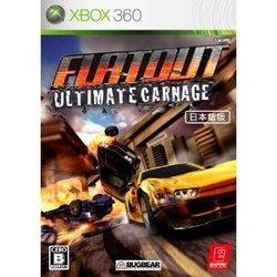 [100円便OK]【中古】【Xbox360】FLATOUT ULTIMATE CARNAGE【RCP】