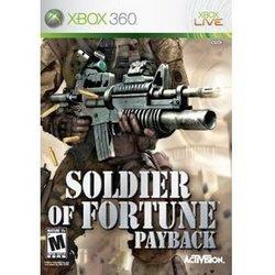 [100円便OK]【新品】【Xbox360】SOLDIER OF FORTUNE PAYBACK【海外北米版】【RCP】