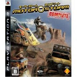 [100円便OK]【新品】【PS3】MotorStorm Complete〜モーターストーム・コンプリート〜【RCP】