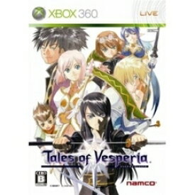 [メール便OK]【中古】【Xbox360】テイルズ オブ ヴェスペリア【RCP】[お取寄せ品]