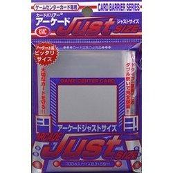 [100円便OK]【新品】【TTAC】アーケード ジャストサイズ (ゲームセンターカード用)【RCP】[お取寄せ品]