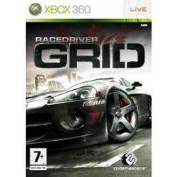 [100円便OK]【新品】【Xbox360】Grid【海外アジア版】【RCP】