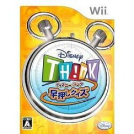 [メール便OK]【訳あり新品】【Wii】ディズニー・シンク 早押しクイズ【RCP】[お取寄せ品]