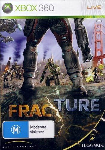 [100円便OK]【新品】【Xbox360】Fracture【海外アジア版】【RCP】