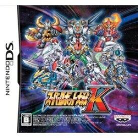 [メール便OK]【新品】【DS】スーパーロボット大戦K【RCP】[お取寄せ品]