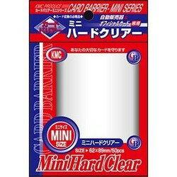 [100円便OK]【新品】【TTAC】KMC カードバリアー ミニ ハードクリアー【RCP】[在庫品]