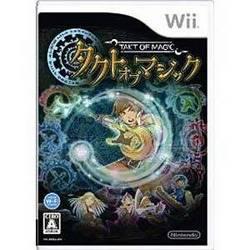 [100円便OK]【新品】【Wii】タクトオブマジック【RCP】