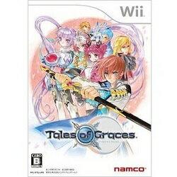 [100円便OK]【新品】【Wii】【通】テイルズ オブ グレイセス 通常版【RCP】