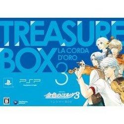 【新品】【PSP】【限T】金色のコルダ3 トレジャーBOX【RCP】[お取寄せ品]