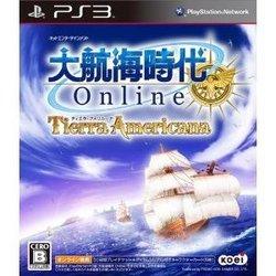 [100円便OK]【新品】【PS3】【通】大航海時代Online 〜Tierra Americana〜 通常版【RCP】