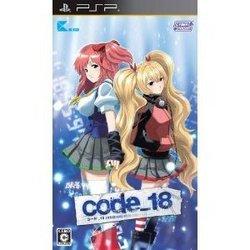[100円便OK]【新品】【PSP】【通】code_18 通常版【RCP】[お取寄せ品]