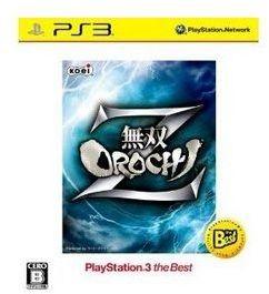 [100円便OK]【新品】【PS3】【BEST】無双OROCHI Z【RCP】