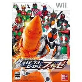 [メール便OK]【新品】【Wii】仮面ライダー クライマックスヒーローズ フォーゼ【RCP】[お取寄せ品]