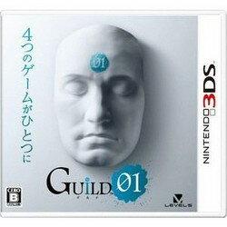[100円便OK]【新品】【3DS】GUILD01(ギルドゼロワン)【RCP】