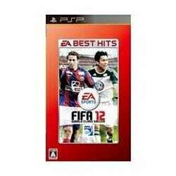 [100円便OK]【新品】【PSP】【BEST】FIFA12 ワールドクラス サッカー【RCP】[お取寄せ品]