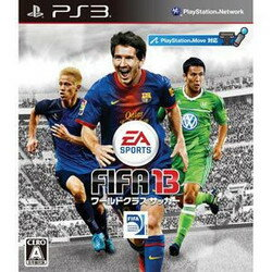 [100円便OK]【中古】【PS3】FIFA13 ワールドクラス サッカー【RCP】[お取寄せ品]