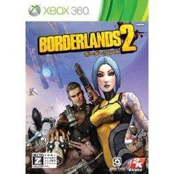 [100円便OK]【中古】【Xbox360】ボーダーランズ2【RCP】