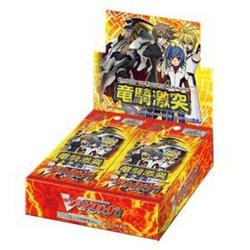 【新品】【TTBX】カードファイト!!ヴァンガード ブースター9 竜騎激突(VG-BT09)【RCP】[お取寄せ品]