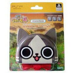 【新品】【PSPHD】モンハン日記 ぽかぽかアイルー村G UMD用ケース for PSP (PlayStationPortable) 【ルナ】【RCP】[お取寄せ品]