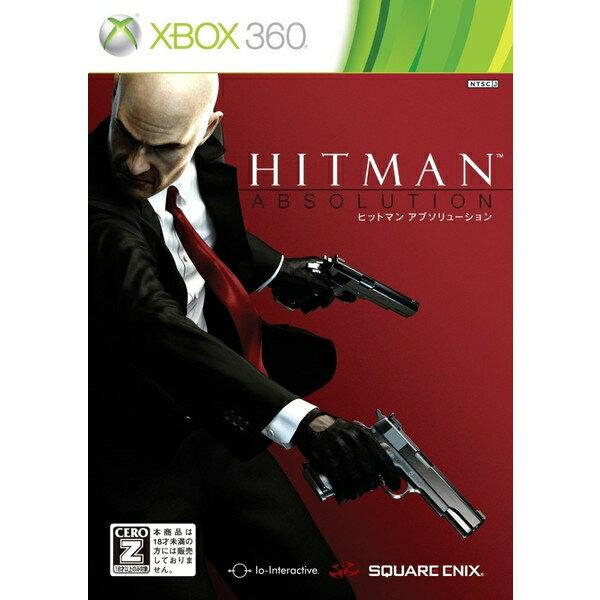 [100円便OK]【中古】【Xbox360】ヒットマン アブソリューション【RCP】