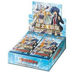 【新品】【TTBX】カードファイト!!ヴァンガード ブースター10 騎士王凱旋【RCP】[在庫品]