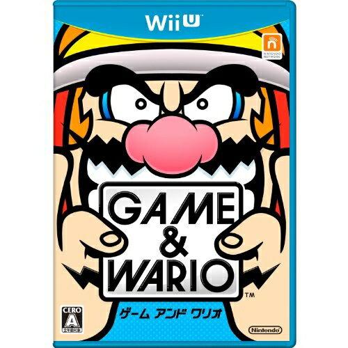 [100円便OK]【新品】【WiiU】ゲーム&ワリオ【RCP】