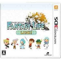 [100円便OK]【新品】【3DS】ファンタジーライフ LINK!【RCP】